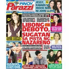 Pinoy Parazzi Vol 7 Issue 10 – January 10 – 12, 2014 http://www.pinoyparazzi.com/pinoy-parazzi-vol-7-issue-10-january-10-12-2014/