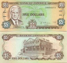 Jamaica Money | jamaica banknotes jamaica paper money catalog and jamaican currency ..