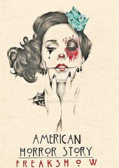 draw american horror story - Buscar con Google