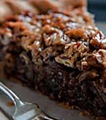 http://www.rachaelraymag.com/Recipes  German Chocolate Pie...I have been looking for this recipe forever!    /rachael-ray-magazine-recipe-search/dessert-recipes/german-chocolate-pecan-pie