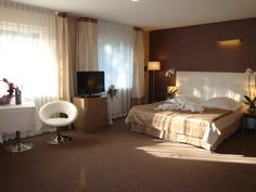 Pokój w Hotelu Ameliówka***.