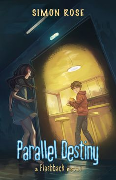 Parallel Destiny is the third novel in the Flashback series, which also includes Flashback and Twisted Fate.  http://simon-rose.com/books/parallel-destiny/