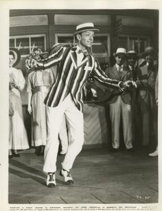 Fred Astaire in 'The Story of Vernon and Irene Castle.' (1939)