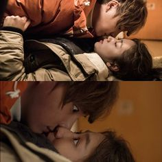 """Yoon Si Yoon and Park Shin Hye Kiss For the First Time in """"Flower Boy Next Door."""" : KDrama : KDramaStars"""