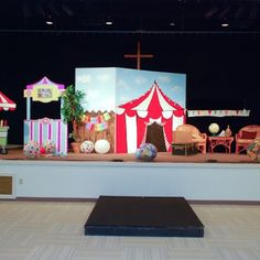 Great set for VBS!