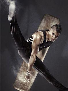 Olympic Gymnast Louis Smith