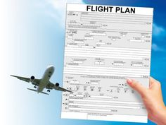 ICAO Flight Plan