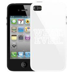 WHATEVER iPhone Case