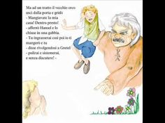 Hansel E Gretel - AUDIO FIABA ORIGINALE - YouTube