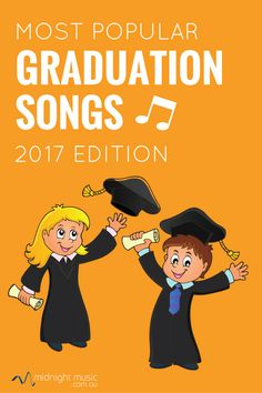 "It's that time of year! ""Does anyone have a great graduation song suggestions?"" Towards the end of March (USA/Europe) and beginning of November (Australia/New Graduation Songs For Kids, Kindergarten Graduation Songs, 5th Grade Graduation, Graduation Theme, Songs For Graduation Slideshow, Pre School Graduation Ideas, Kindergarten Classroom, Classroom Ideas, Preschool Songs"