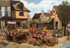 Holiday ~ Micha Lobi ~ Galerie Knud Grothe