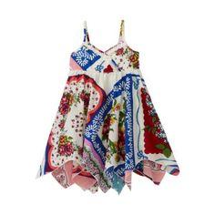 Vintage Hankerchief Dress | Infant Girls Dresses | Oh Baby Style