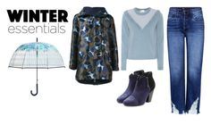 Winter Twitter by milena-lister-quevedo on Polyvore featuring polyvore, fashion, style, RED Valentino, Moncler, N°21, rag & bone, Vera Bradley and clothing