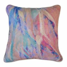 Cushion Cover | Butterfly Abstract | 45cmThe Block Shop - Channel 9