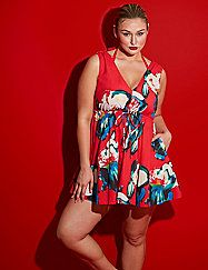 87a8479be1 54 Best Plus size resort wear images