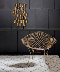 Snake Ranch | knollinc:     In celebration of the Harry Bertoia...