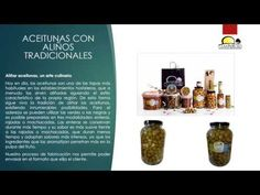 Spanish Food Prodespa: campotoro products (sweet stuffed olives)