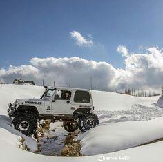 Jeep Snow 4x4