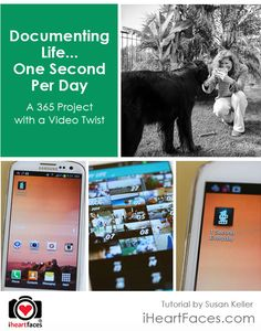 Documenting Life One Second Per Day: A 365 Video Project