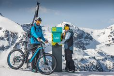 bike-energy Winter-Shooting 2018 E Biker, Mountains, Winter, Nature, Travel, Autos, Filling Station, Tourism, Winter Time