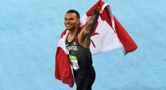 Canada's De Grasse wins bronze medal in 100-metre dash; Bolt takes gold…