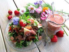 Tinskun keittiössä: Helpot ja parissa minuutissa valmiit salaatinkastikkeet