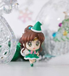 Bishoujo Senshi Sailor Moon - Sailor Jupiter - Petit Chara! Bishoujo Senshi Sailor Moon Christmas Special - Petit Chara! Series (MegaHouse)