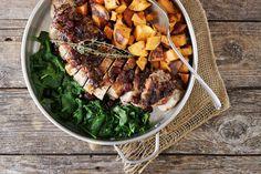 Cranberry Balsamic Pork Tenderloin - Seasons and Suppers