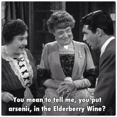 Arsenic and Old Lace, Cary Grant ~ This movie is HYSTERICAL! ~