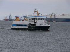 Kiel Tug and Ferry Company Boat, Kiel, Dinghy, Boats, Ship