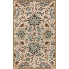 Art of Knot Creola Wool Area Rug-$175 @ Walmart