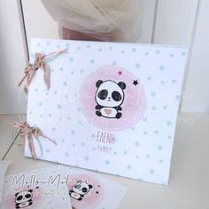 Θεματικό Βιβλίο Ευχών Panda Gift Wrapping, Gifts, Gift Wrapping Paper, Presents, Gifs, Gift Packaging, Present Wrapping, Wrapping Gifts, Gift