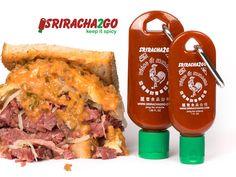 Sriracha2Go - Sett krydder på tilværelsen! CoolStuff