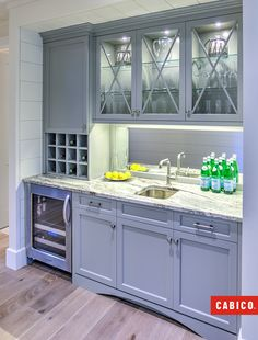 Dress up a wine bar or a servery with beautiful X-glass upright doors that show . Dress up a wine bar or a servery with beautiful X-glass upright doors that show …, Wet Bar Basement, Basement Kitchenette, Basement Bar Designs, Home Bar Designs, Basement Storage, Basement Dry Bar Ideas, Wet Bar Designs, Basement Fireplace, Fireplace Ideas
