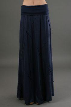 fresh laundry long skirt