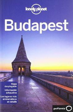 Budapest 4 (Guías de Ciudad Lonely Planet) -  #MedinadeMarrakech