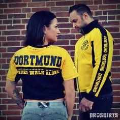 Dortmund Fans, Fanshop, Football Tattoo, Signal Iduna, Ideas, Kangaroos, Borussia Dortmund, Hoodie, Jackets