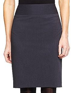 Liz Claiborne Essential Pencil Skirt on shopstyle.com