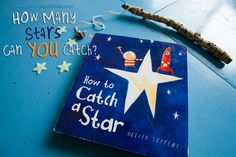 How Many Stars Can YOU Catch? I love Oliver Jeffers books, love. How Many Stars Can YOU Catch? I love Oliver Jeffers books, love. Eyfs Activities, Space Activities, Activities For Kids, Kids Math, Preschool Books, Toddler Preschool, Toddler Class, Oliver Jeffers, Language And Literature