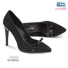 En negro es un clásico en zapatillas.  #priceshoes #iLovePS #style #zapatillas #tacones #pump #chic #fashion #fashionable #fashionista #happy #must #sexy #shoes