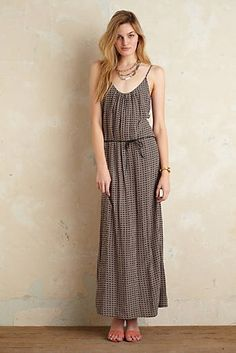 Maison Scotch Bruna Maxi Dress