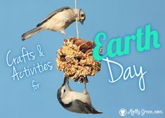 5 Fun Earth Day Activities and Crafts by Mimi Mason. Enjoy doing some fun craft and activities together with your children as a reminder to be good stewards of the earth.