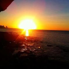 Tecendo : Pôr do Sol