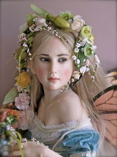 Jamie Williamson Dolls - his site - these dolls are works of art...