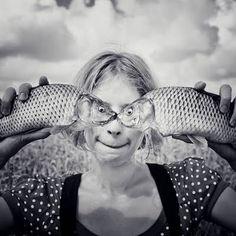 fish eye !