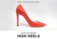 The 'How to Make High Heels' online course is a fully illustrated step by step guide on how to make your own pair of high heel court shoes from home. This online course includes helpful hints and links to videos to give students an authentic I CAN MAKE SHOES course experience right from your kitchen table. With the freedom to revisit the course at any time that suits you and no real deadline, this is the perfect taster course to get you cobbling from home. Works on PC, Mac, iPad and ...