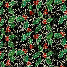 Mary Jo's Cloth Store - Fabrics - Ornamental Christmas - 7239 99 (Blank)
