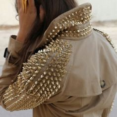 Spikes Spikes Spikes... If only I were brave...