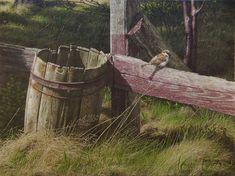 Brian La Saga, hyper realist artist from Canada, hyperrealism by Brian La Saga, hyper realistic artwork, Canadian Hyper realits painter