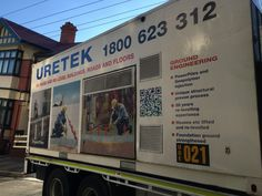 A great result if you need any underpinning done call Uretek
